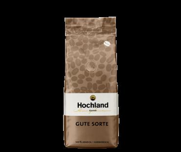 Hochland Kaffee Gute Sorte