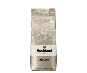 Hochland Kaffee Entcoff
