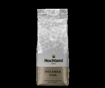 Hochland Kaffee Holanka Viva, 250g, ganze Bohnen