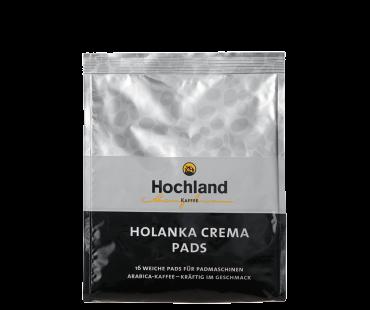 Holanka Crema Kaffee-Pads
