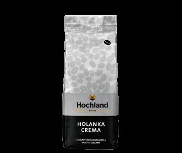 Hochland Kaffee Holanka Crema, ganze Bohnen