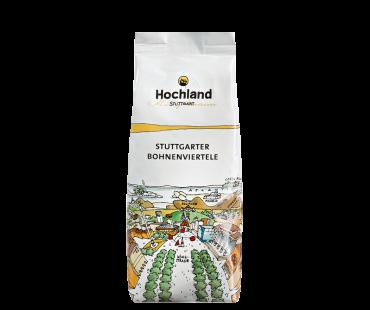 Hochland Kaffee Stuttgarter Bohnenviertele, 250g