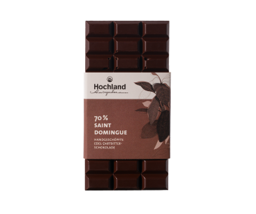 70% Saint Domingue 100 g