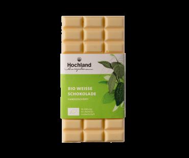 Bio Weisse Schokolade 100 g