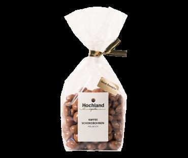 Kaffee-Schokobohnen Vollmilch 125g