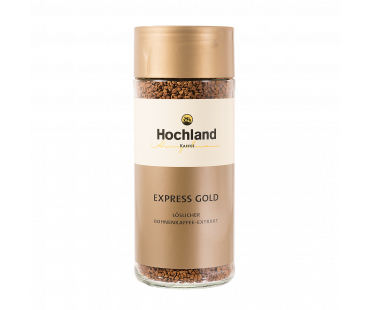 Hochland Kaffee Express Gold