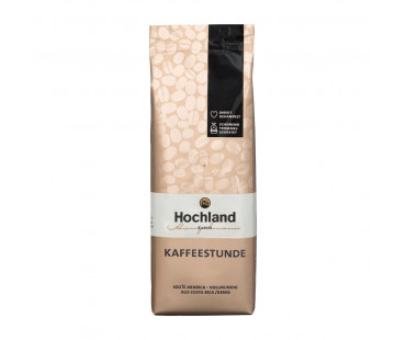 Hochland Kaffee Kaffeestunde