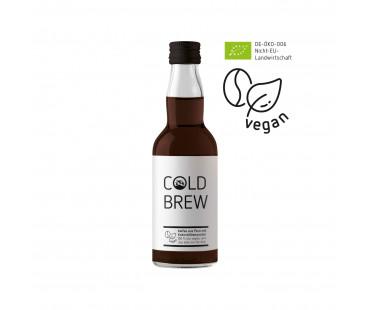 Cold Brew Bio-Kaffeegetränk 200ml DE-ÖKO-006