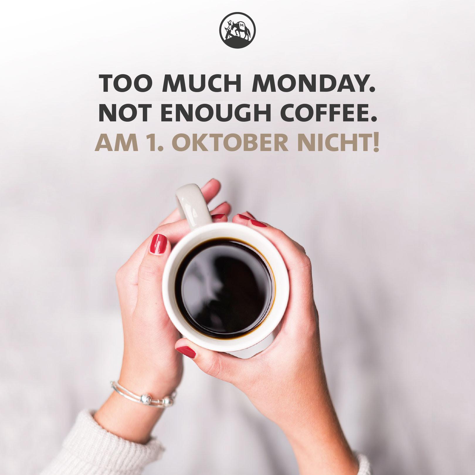 """Feiern Sie mit Hochland den """"Tag des Kaffees"""""""