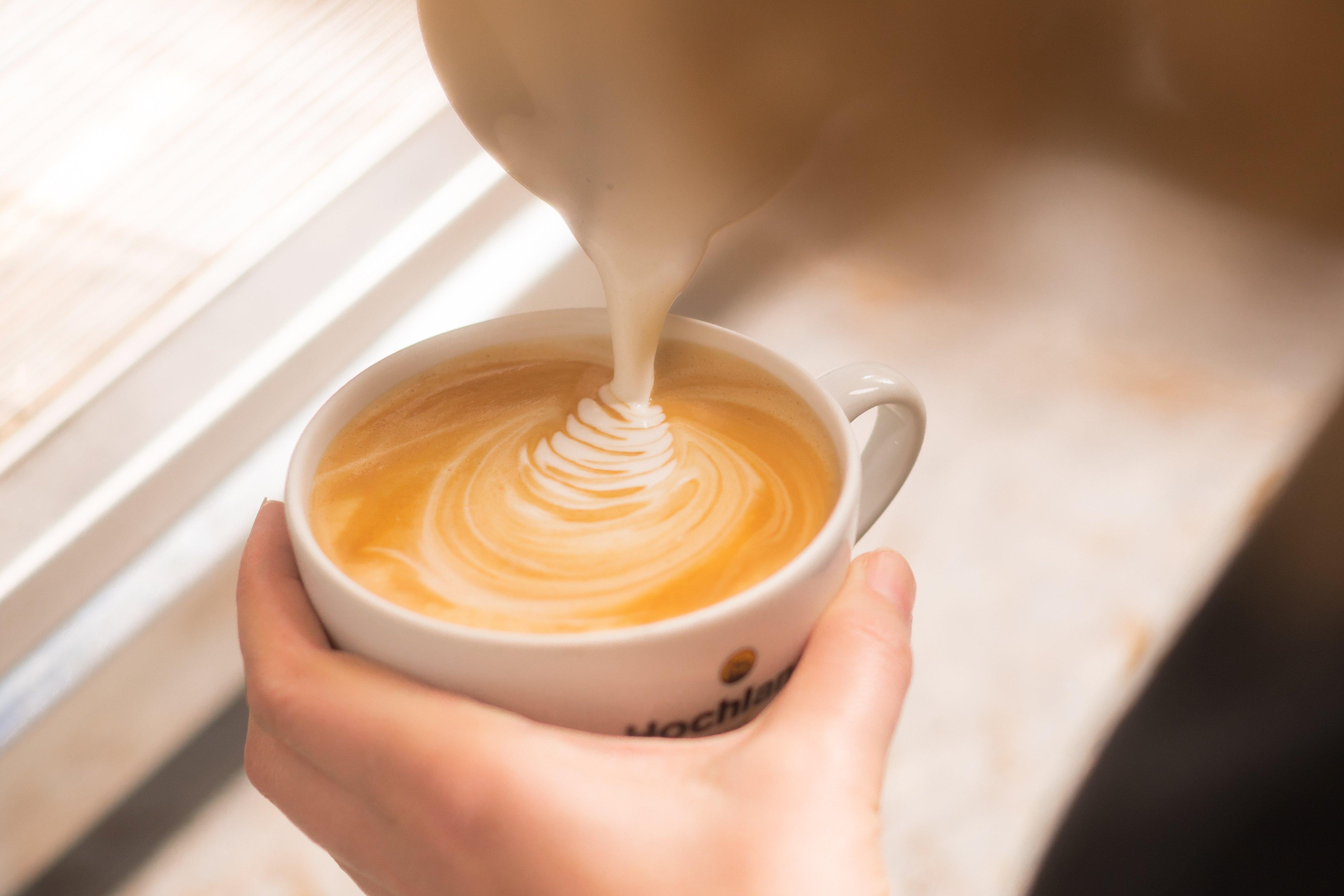 Entkoffeinierter Kaffee: Das schonende Verfahren mit Kohlensäure