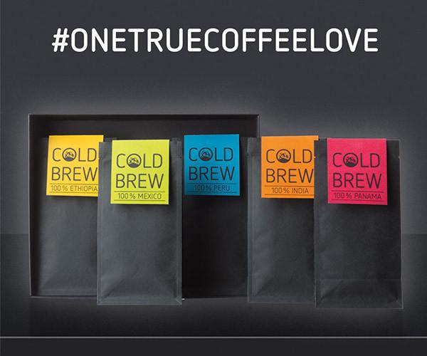 Unsere neuen Cold-Brew-Kaffees sind da!
