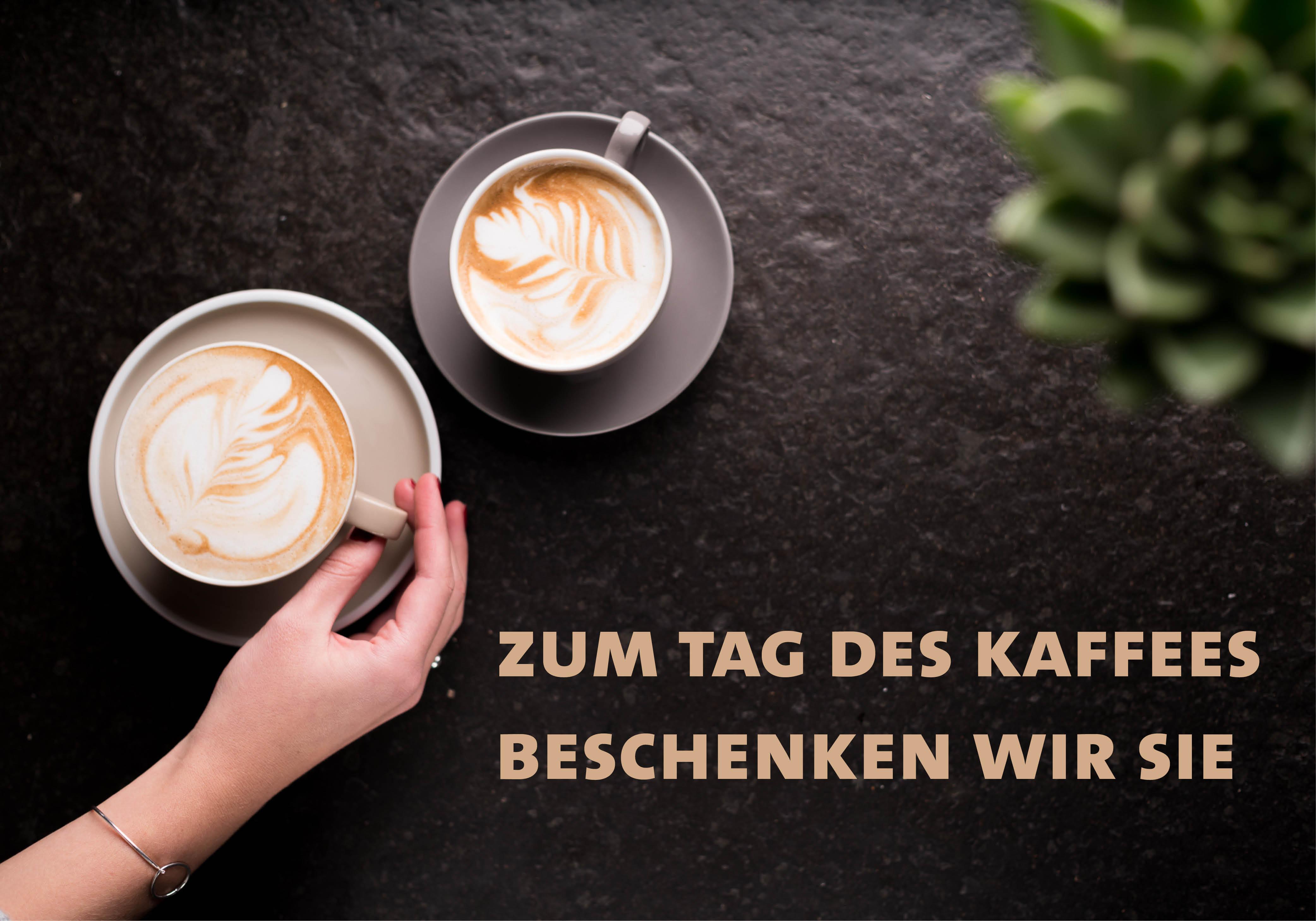 "Hochland Kaffee feiert ""Tag des Kaffees"""