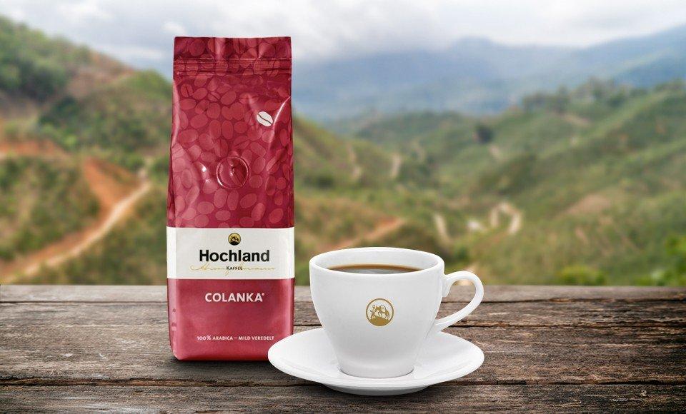 Echter Klassiker mit Stil: Kaffee Colanka & Colanka Perl