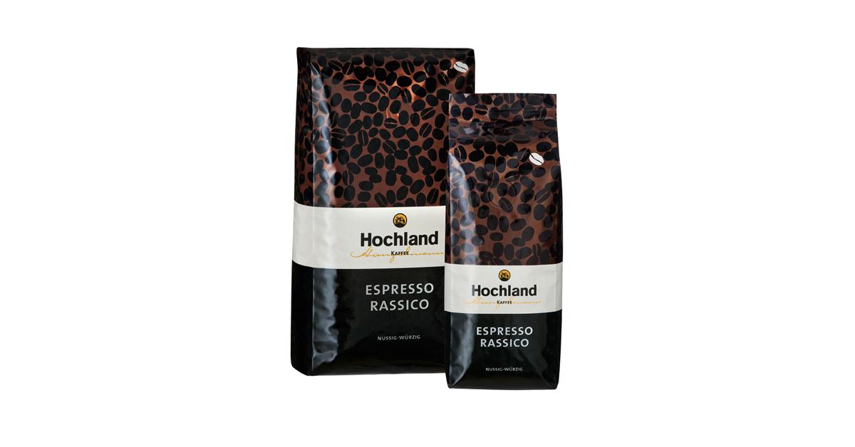 Espresso Rassico: die ganze Welt in einer Tasse Kaffee