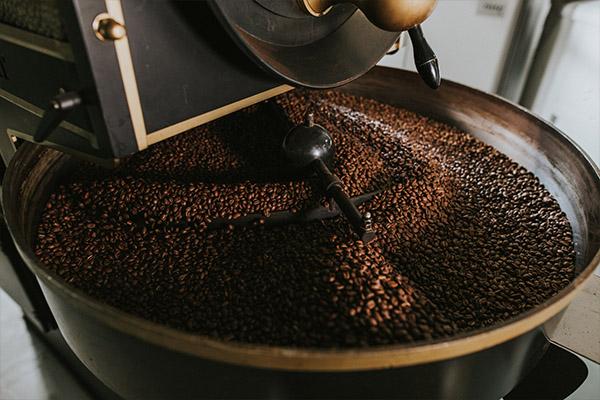 Hochland Kaffee schonend trommelgeröstet