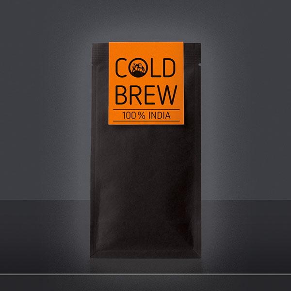 Cold Brew Kaffeetüte India