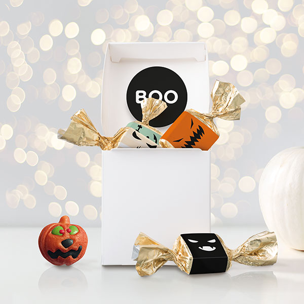 Hochland Halloween Boo Box mit Nougat